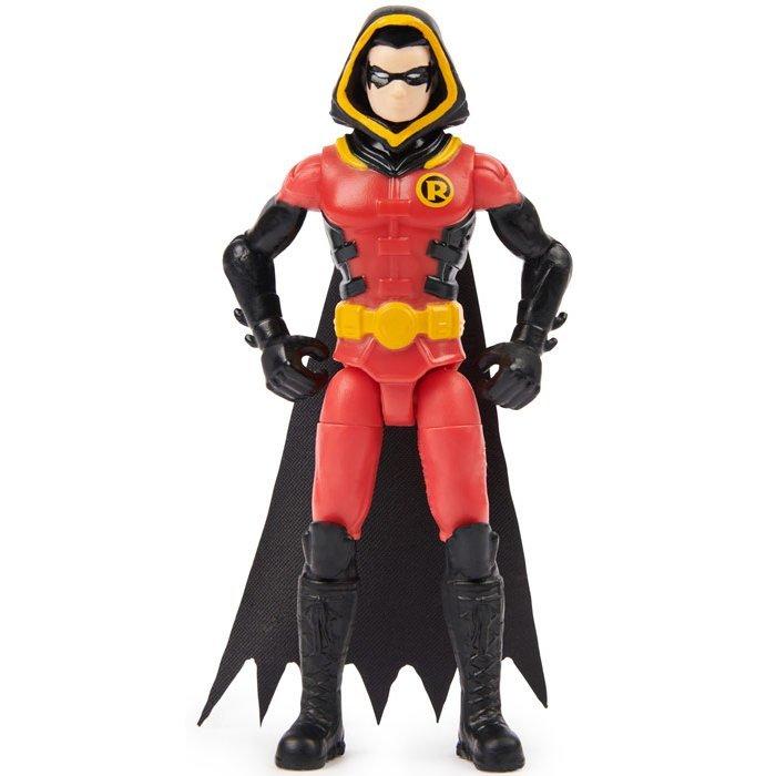 Batman 4吋蝙蝠俠可動人偶 ROBIN