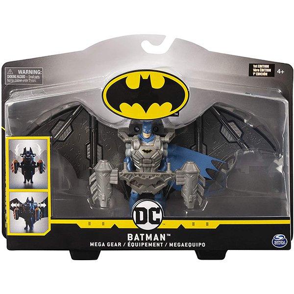 Batman 4吋蝙蝠俠變形可動人偶 BATMAN