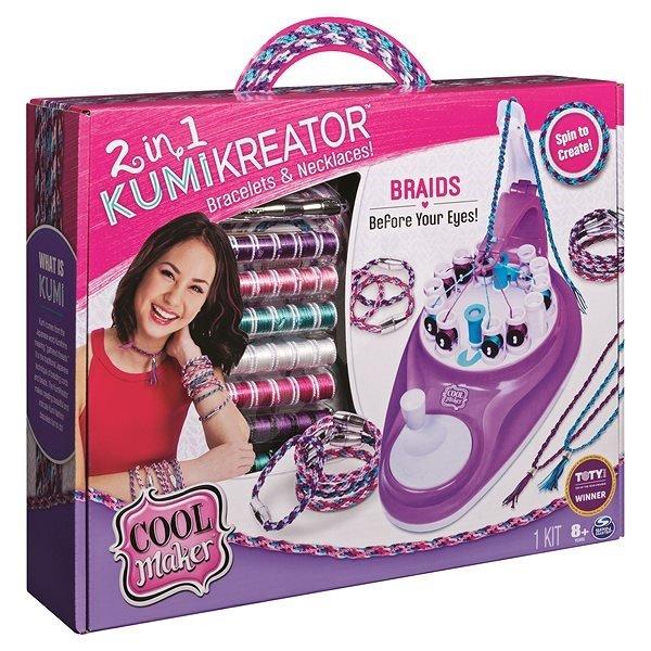 Cool Maker-Kumi Kreator 幸運手環編織機 (6038301)【新包裝】