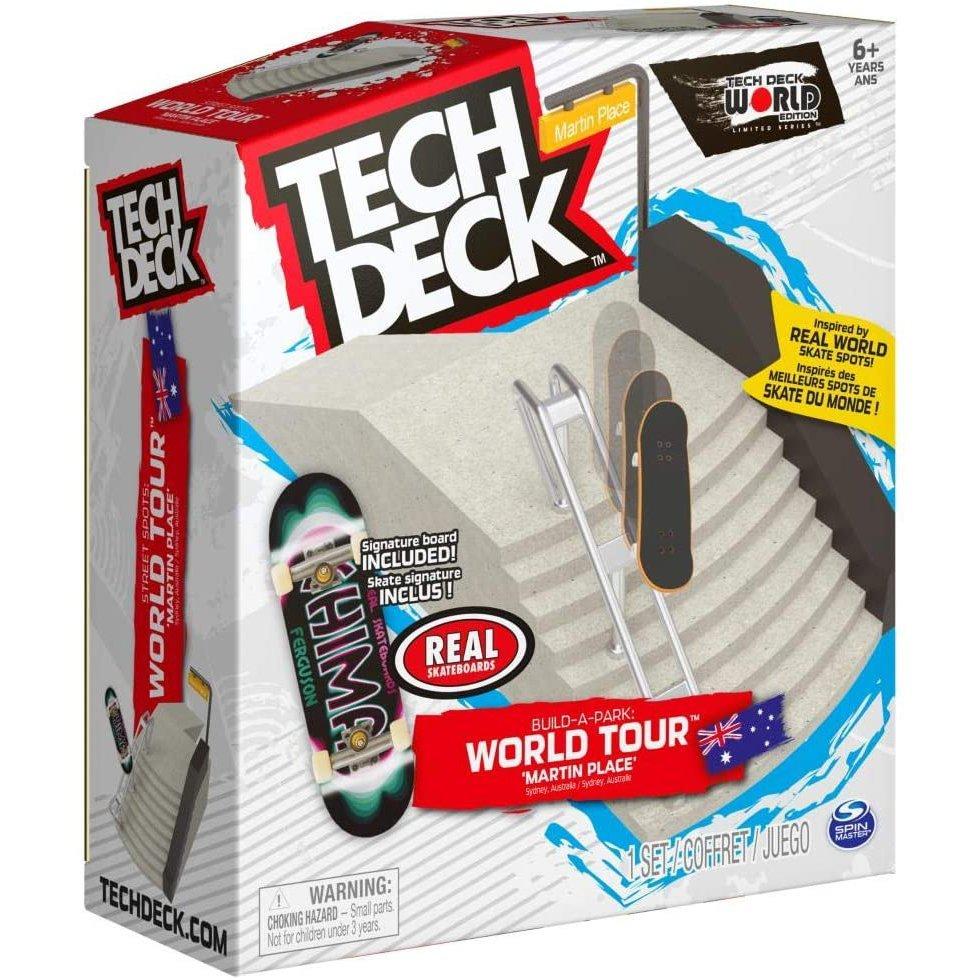 Tech Deck 公園場景組 MARTIN PLACE