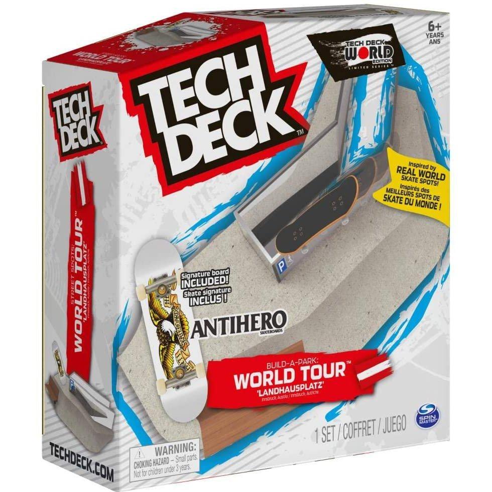 Tech Deck 公園場景組 LANDHAUSPLATZ