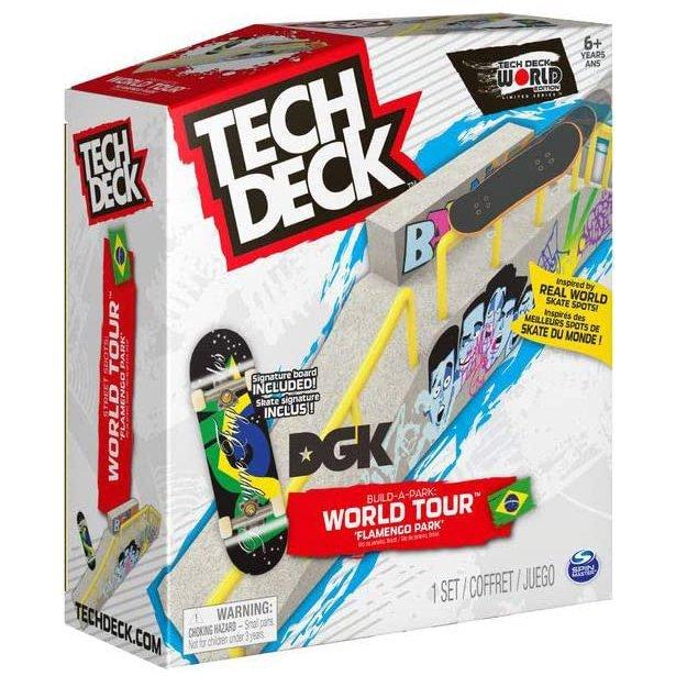 Tech Deck 公園場景組 FLAMENGO PARK
