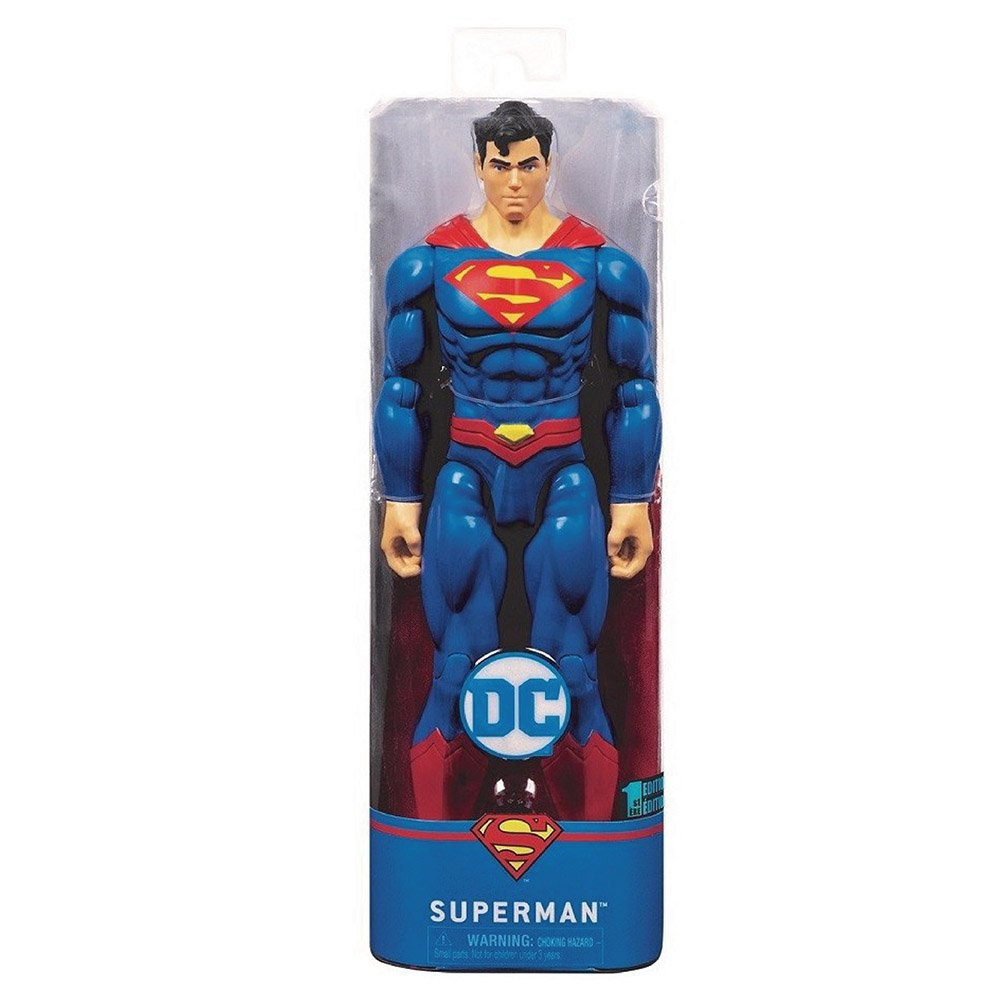 DC 12吋人偶 SUPERMAN