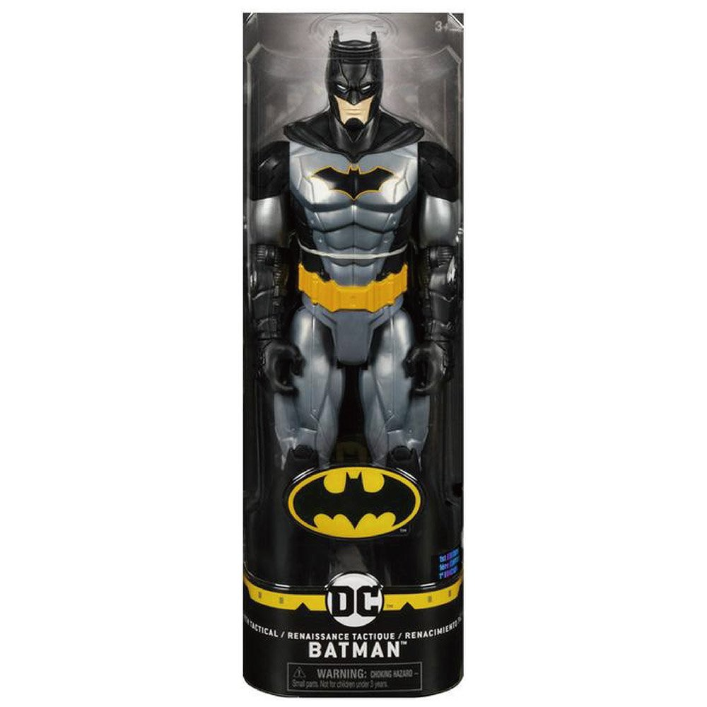 Batman 12吋蝙蝠俠可動人偶