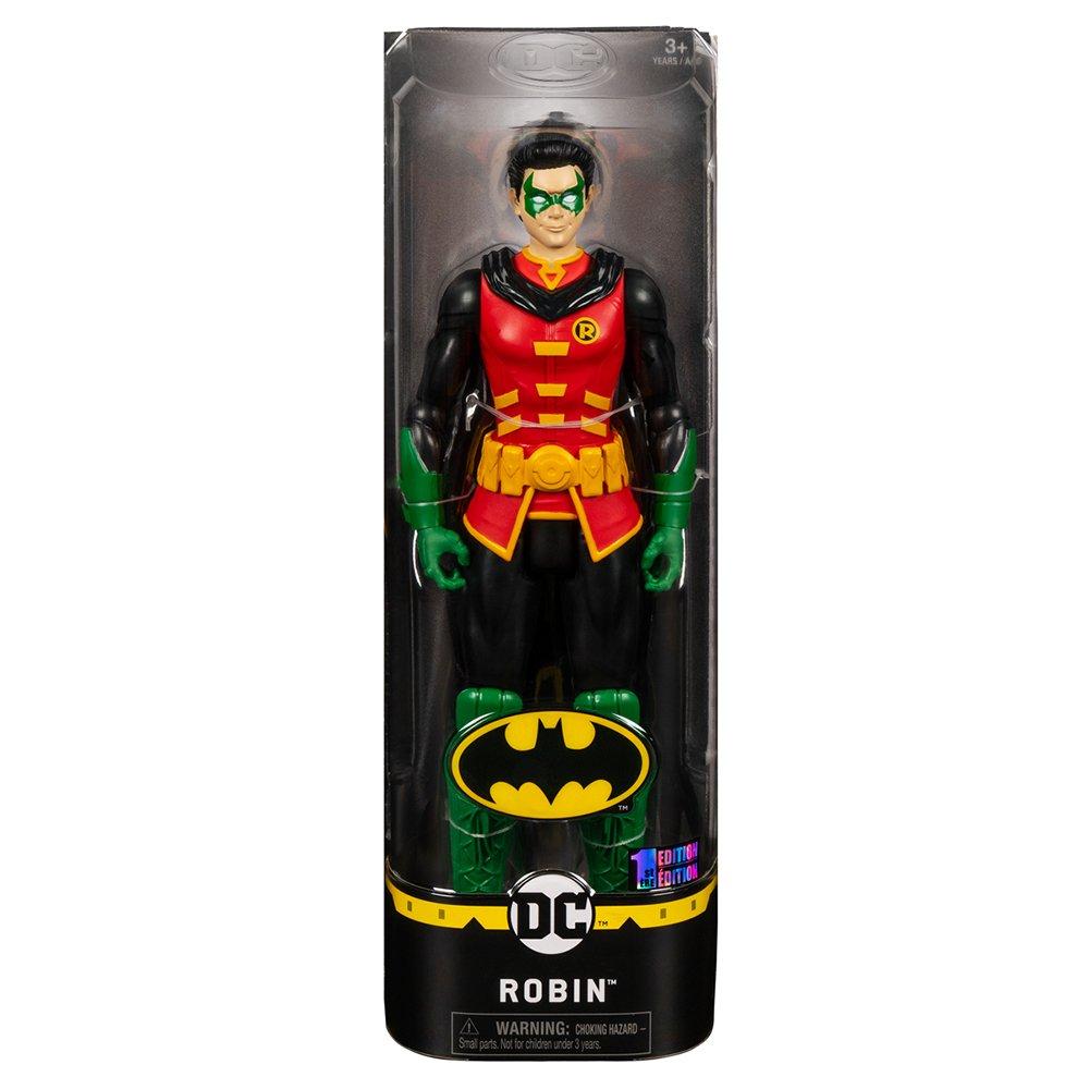 Batman 12吋蝙蝠俠反派可動人偶 ROBIN