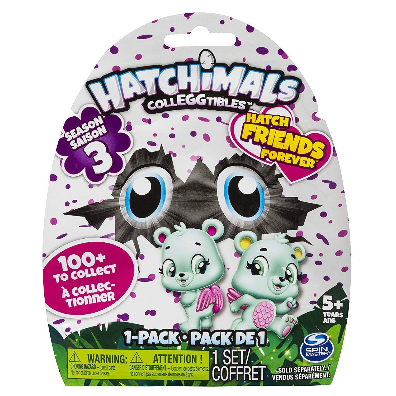 Hatchimals 迷你寵物蛋S3