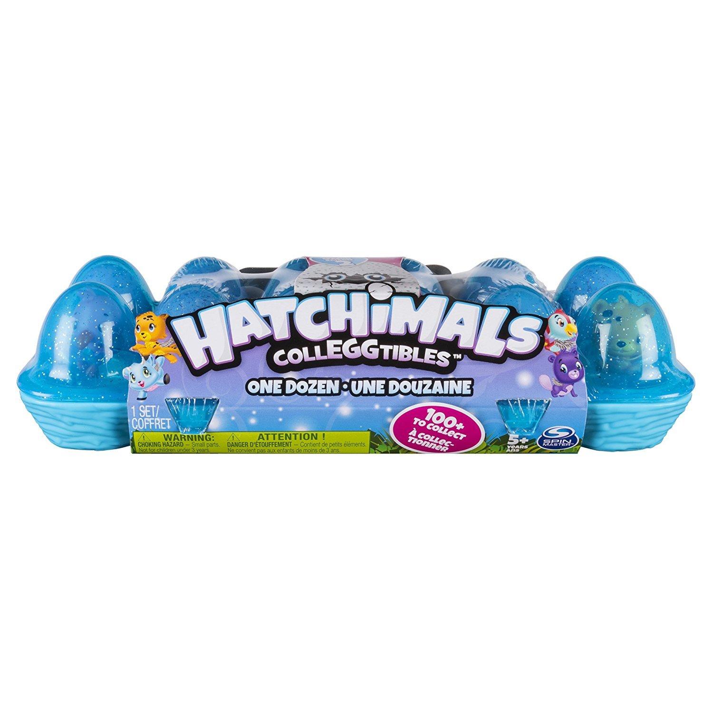 Hatchimals 迷你寵物蛋- 十二入收納組S2