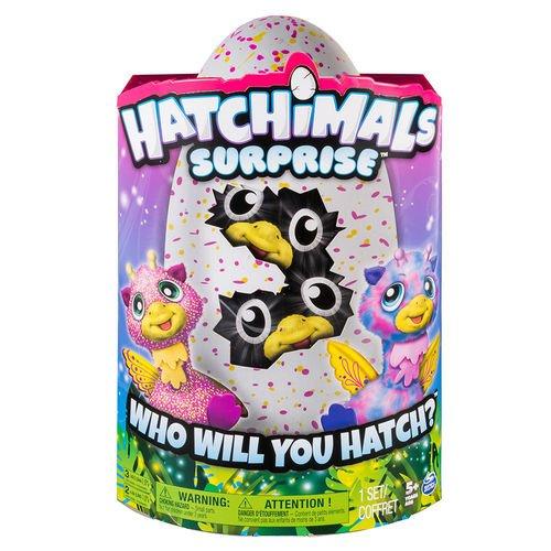 Hatchimals 魔法寵物蛋-雙胞胎遊戲組