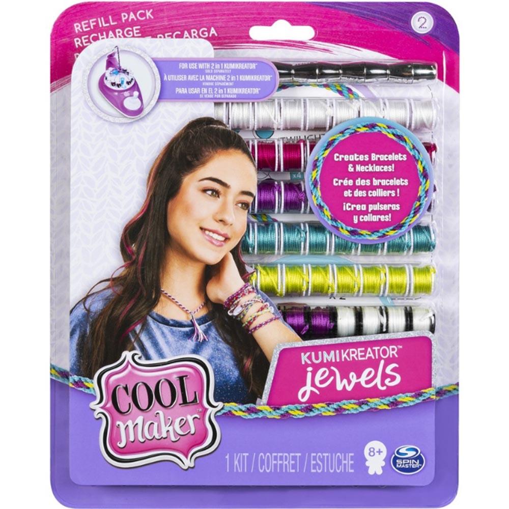 Cool Maker-Kumi Kreator 手環配件包-大 jewels (6038304)