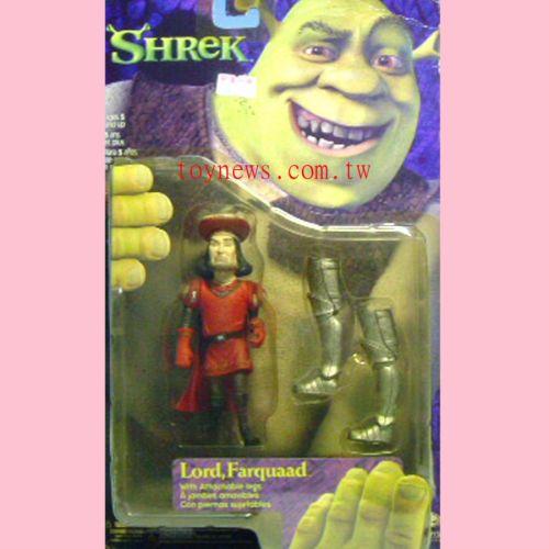 SHREK 史瑞克 Lord Farquaad 法克大人
