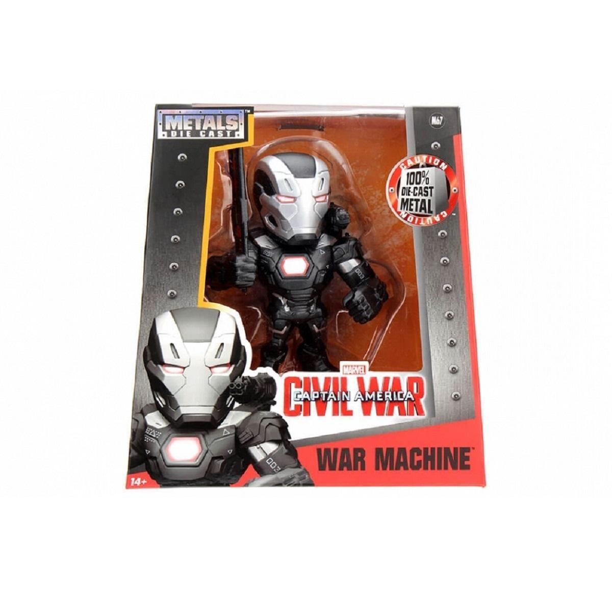 Marvel 6吋合金戰爭機器公仔