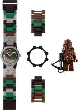 Lego Watches 樂高手錶系列 星際大戰秋巴卡CHEWBACCA