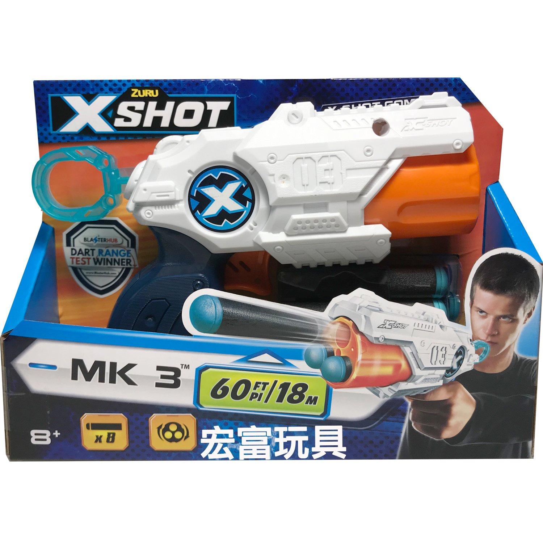 X射手 - MK3 (8發)