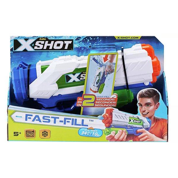 XSHOT水槍 - 快充水槍