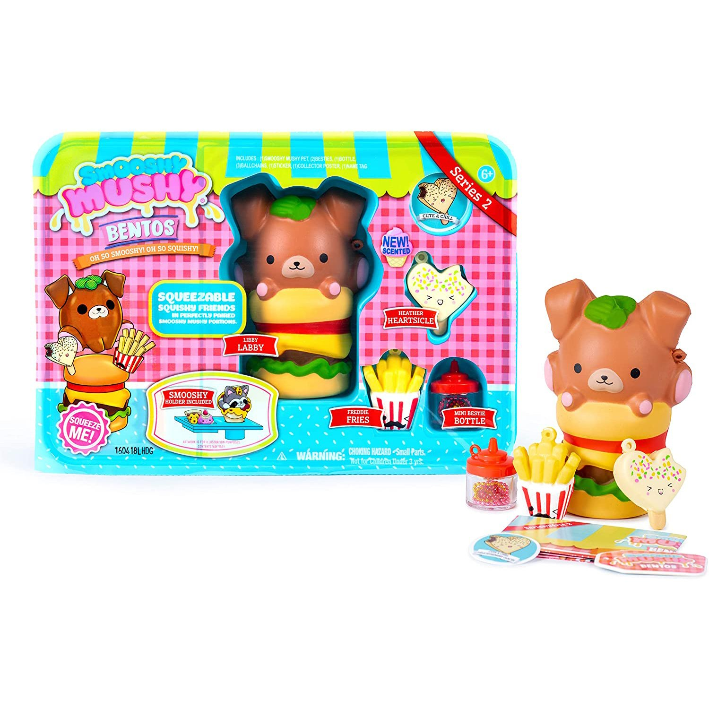 軟軟寵物精靈 餐盒LABBY