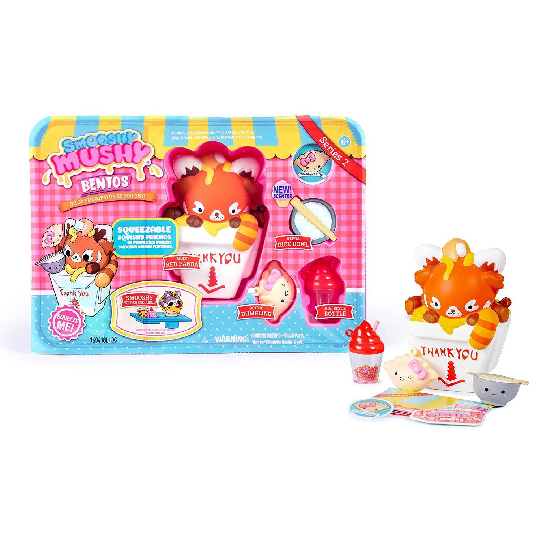 軟軟寵物精靈 餐盒REDPANDA