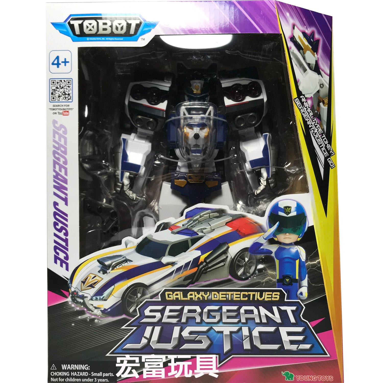 機器戰士TOBOT 正義警長