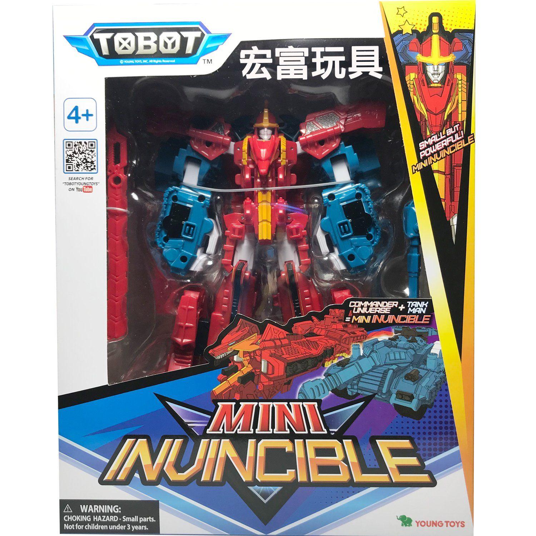 機器戰士TOBOT宇宙奇兵 中型無敵霸主