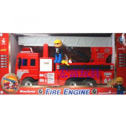 工程車系列 DS-926 摩輪消防雲梯車