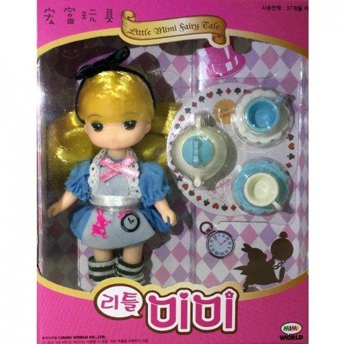迷你小MIMI娃娃 愛麗絲