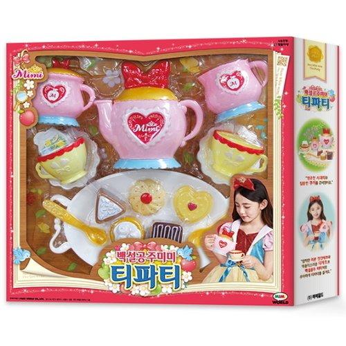 MIMI白雪公主下午茶組