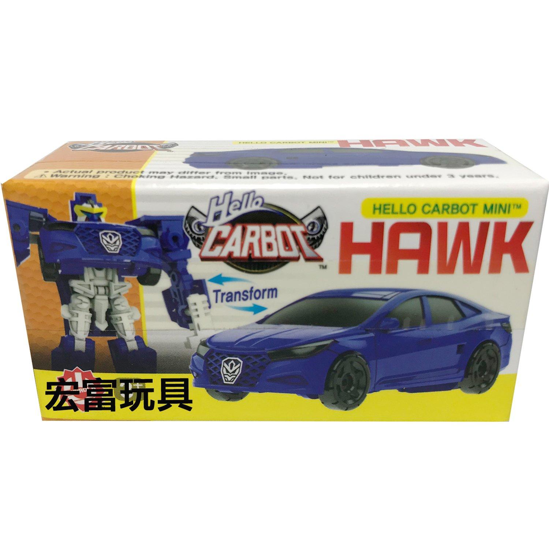 CARBOT迷你衝鋒戰士 HAWK