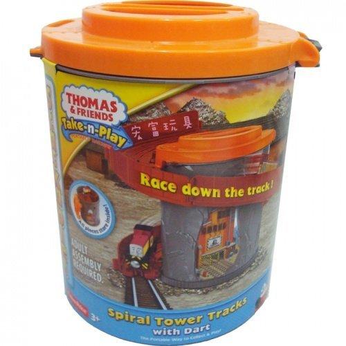 Take-n-Play 湯瑪士合金 湯瑪士帶著走 城堡遊戲組 DART 達特