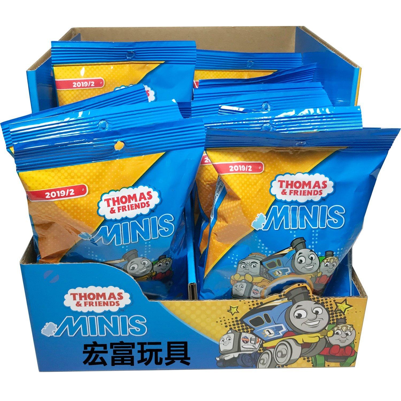 迷你湯瑪士小火車一盒24入 【特價品】
