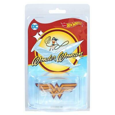 風火輪收藏版合金小車 神力女超人 Wonder Woman 【絕版品】