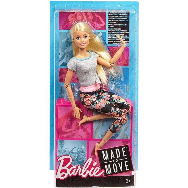 芭比時尚關節可動娃娃