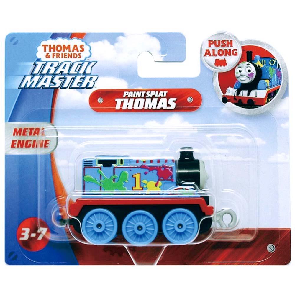 湯瑪士經典合金小車 Paint Splat Thomas