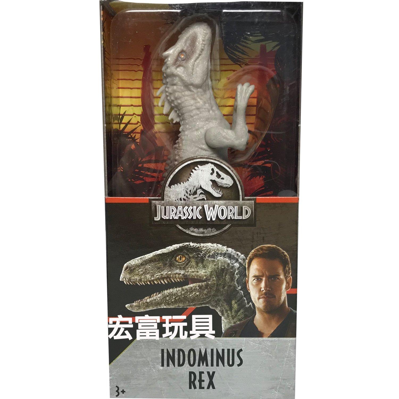 侏羅紀世界 6吋恐龍 (INDOMINUS REX)