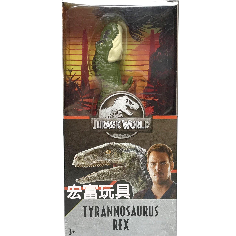侏羅紀世界 6吋恐龍 (TYRANNOSAURUS REX)