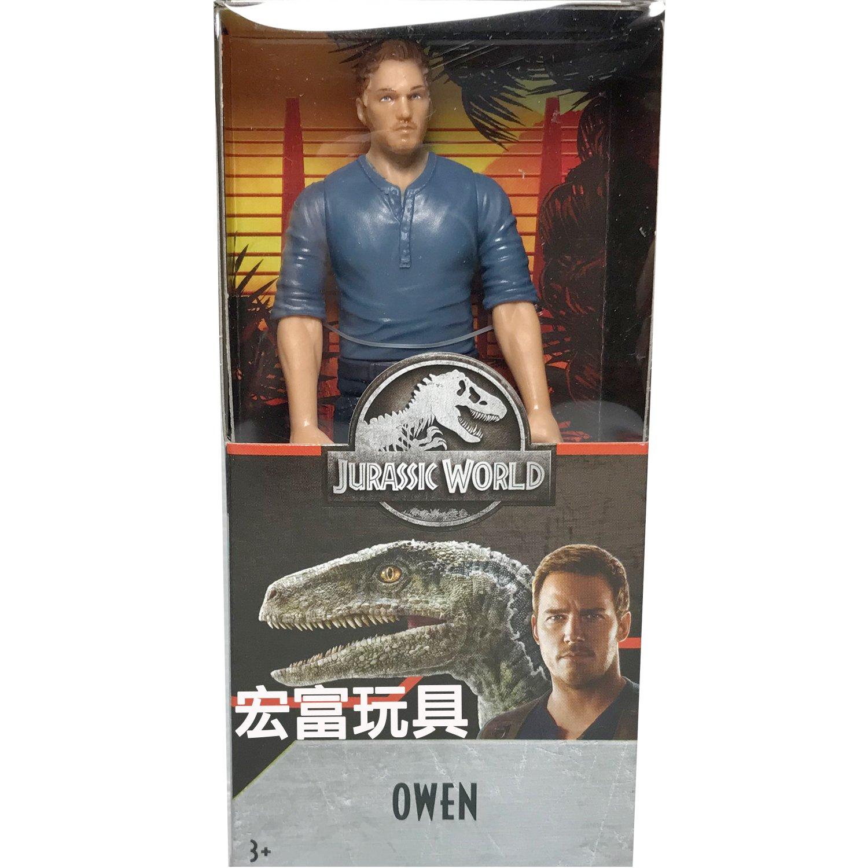 侏羅紀世界 6吋恐龍 (OWEN)
