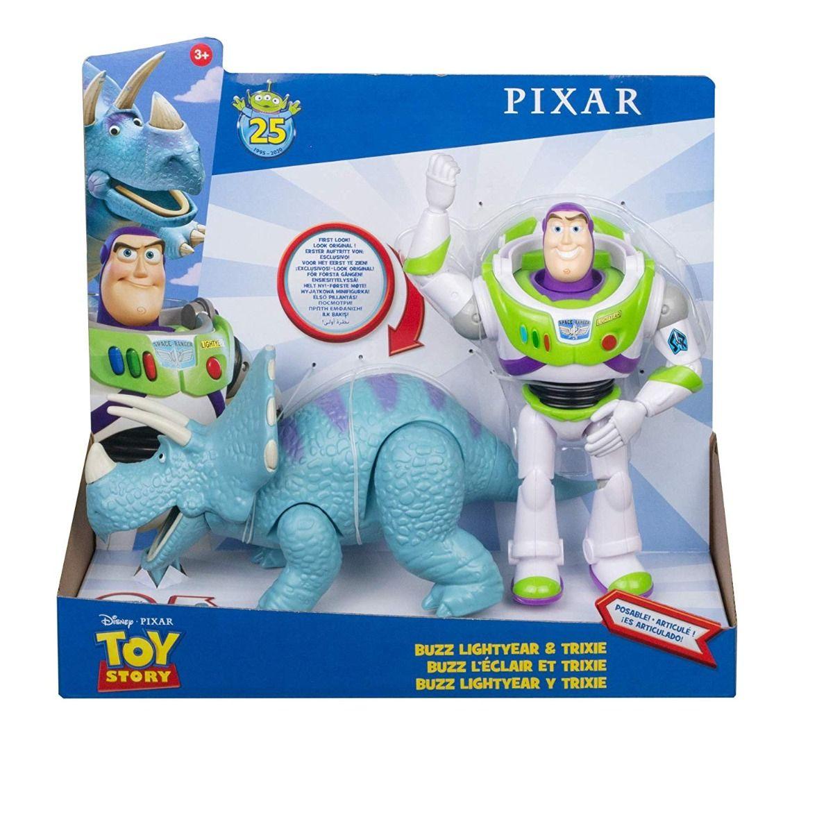 玩具總動員 玩具總動員冒險2入組 巴斯光年