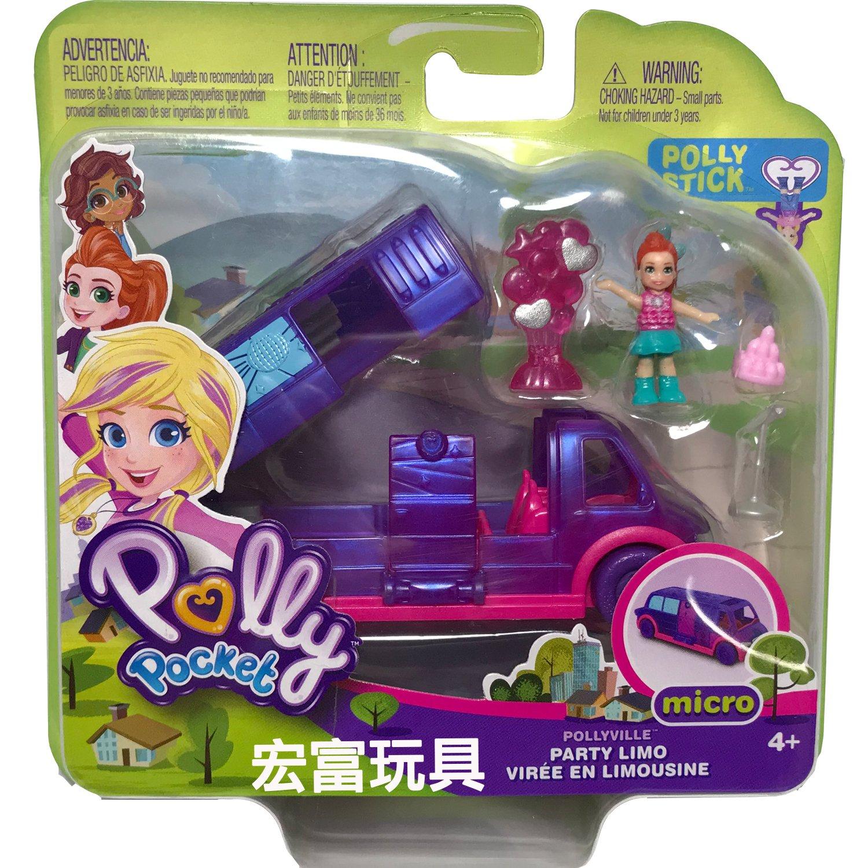 Polly Pocket 口袋波莉 汽車系列