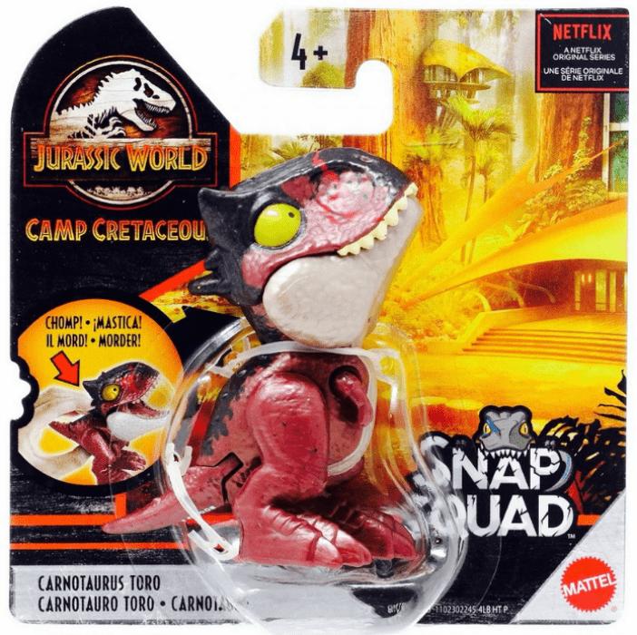 侏羅紀世界Q版恐龍系列