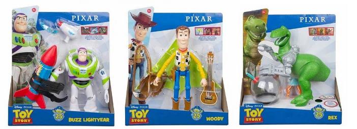 玩具總動員25週年模型