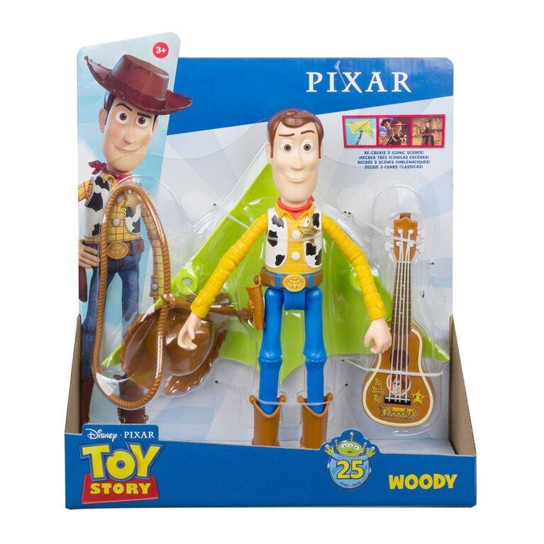Mattel 玩具總動員 25週年模型 胡迪