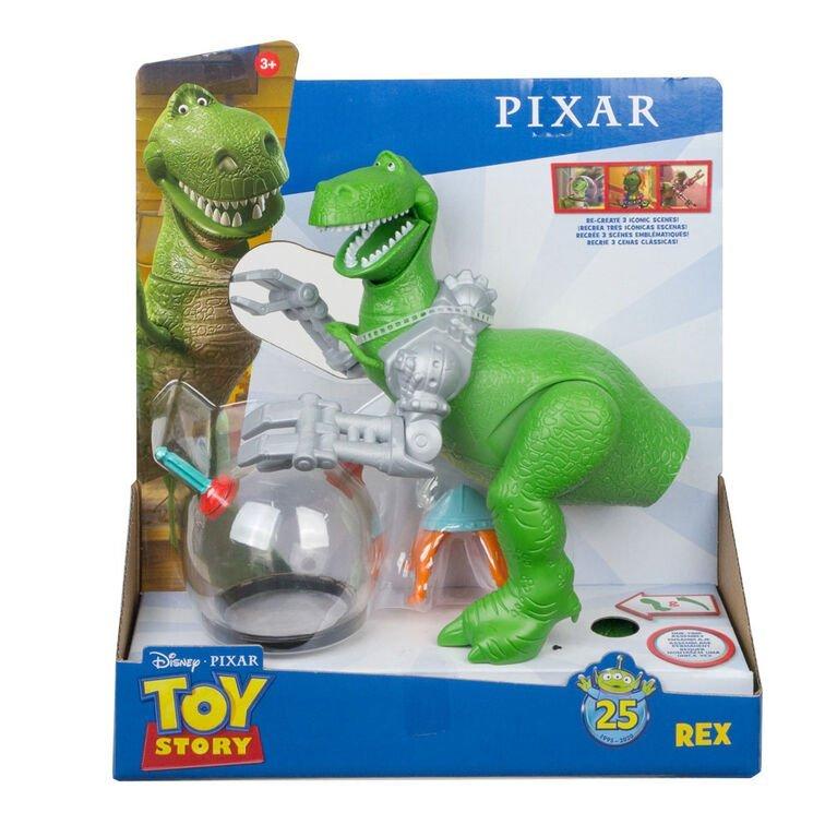 Mattel 玩具總動員 25週年模型 抱抱龍