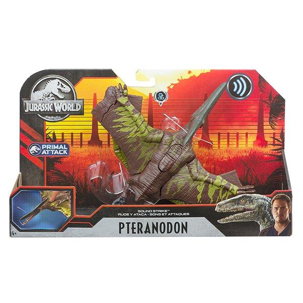 侏羅紀世界 發聲恐龍系列
