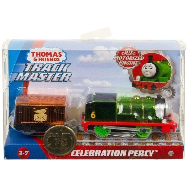 湯瑪士限量金屬色小火車