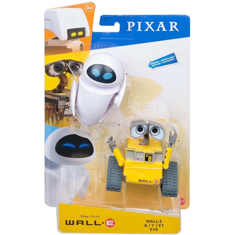Pixar 經典角色模型系列 WALL·E & EVE 瓦力&伊芙