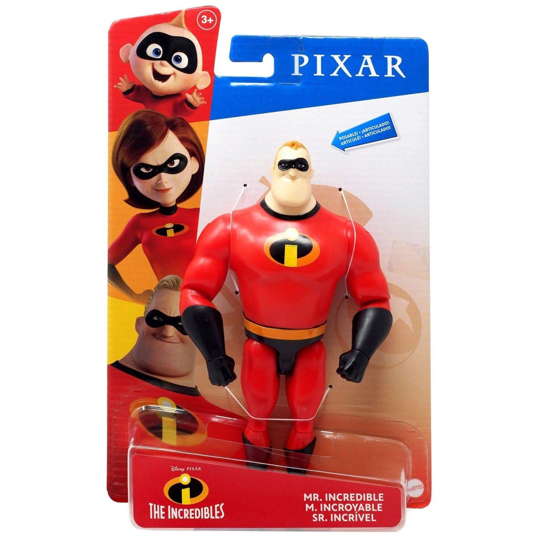Pixar 經典角色模型系列 Mr. Incredible 超能先生