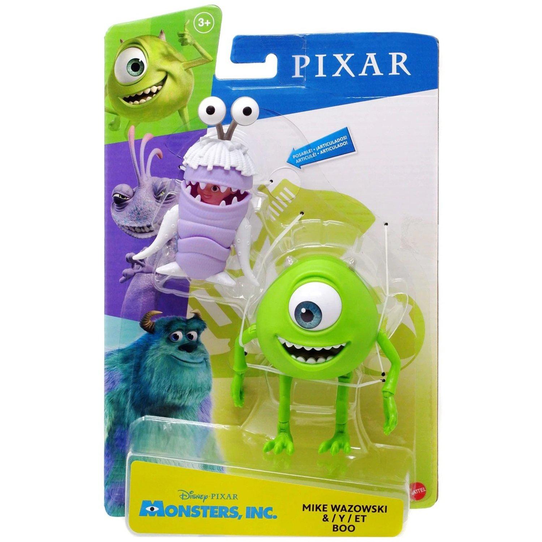 Pixar 經典角色模型系列 MIKE WAZOWSKI & BOO 大眼仔&阿布