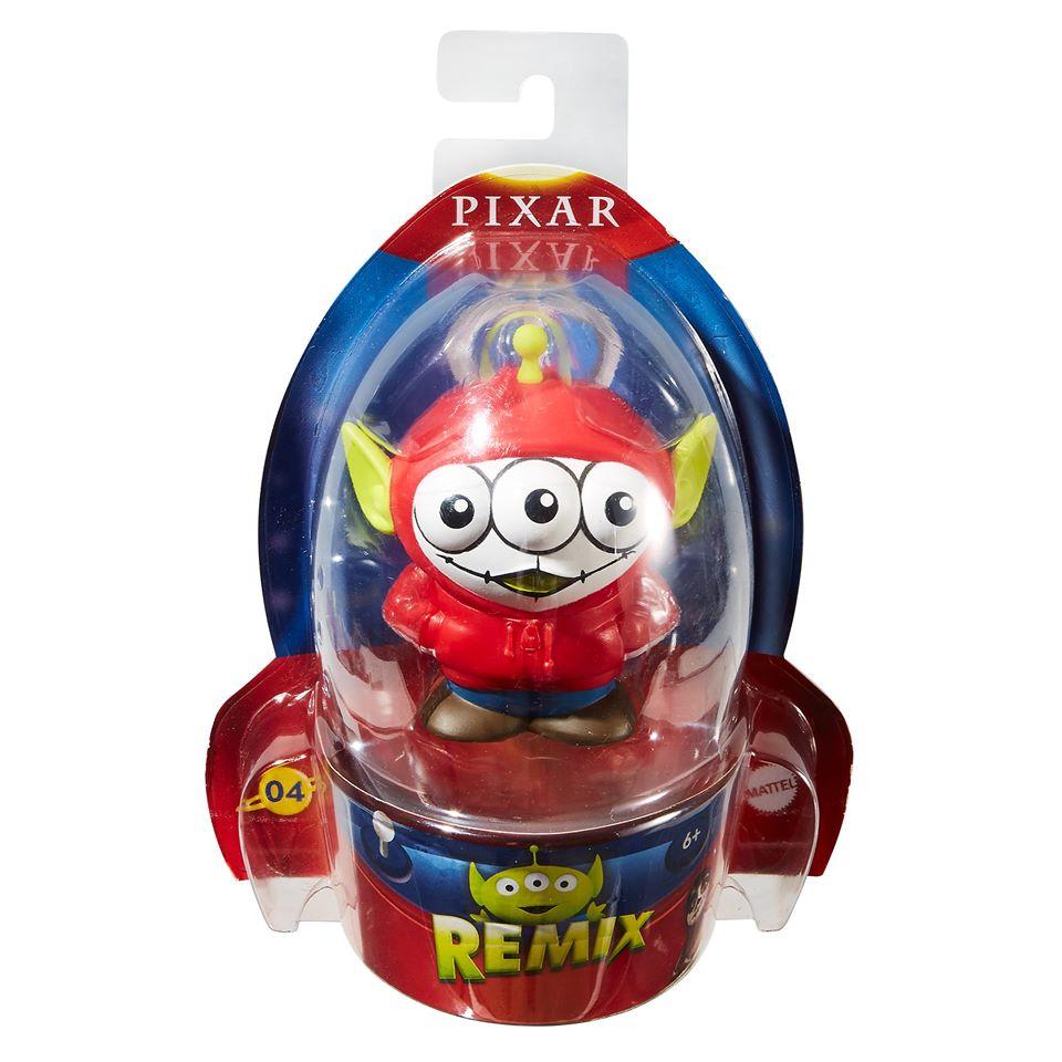 Pixar 三眼仔模仿模型系列 04
