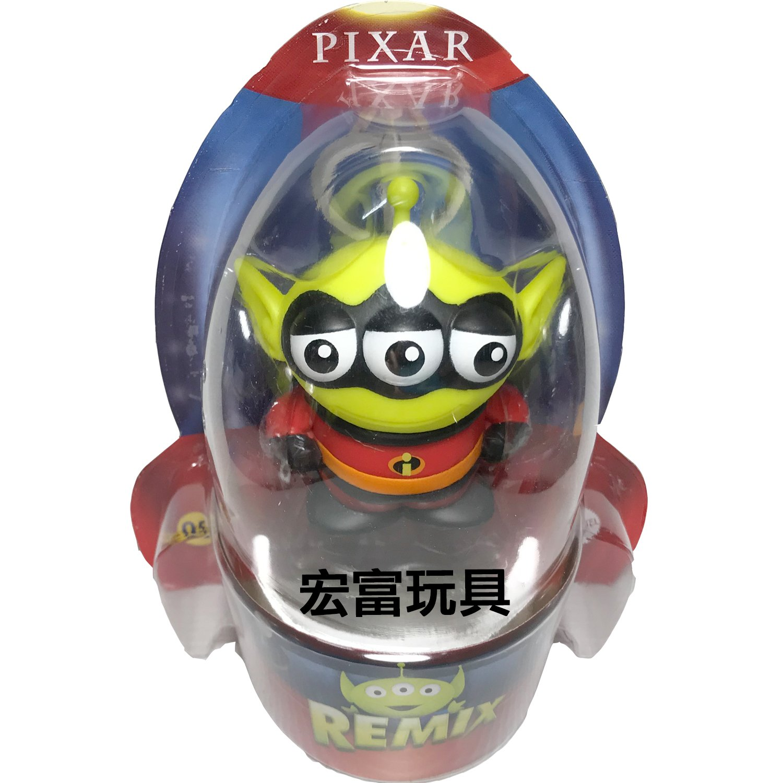 MATTEL Pixar超能先生
