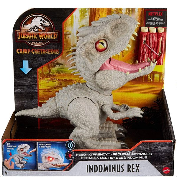 侏羅紀世界 瘋狂變種恐龍 帝王暴龍【有音效】 【特價品】