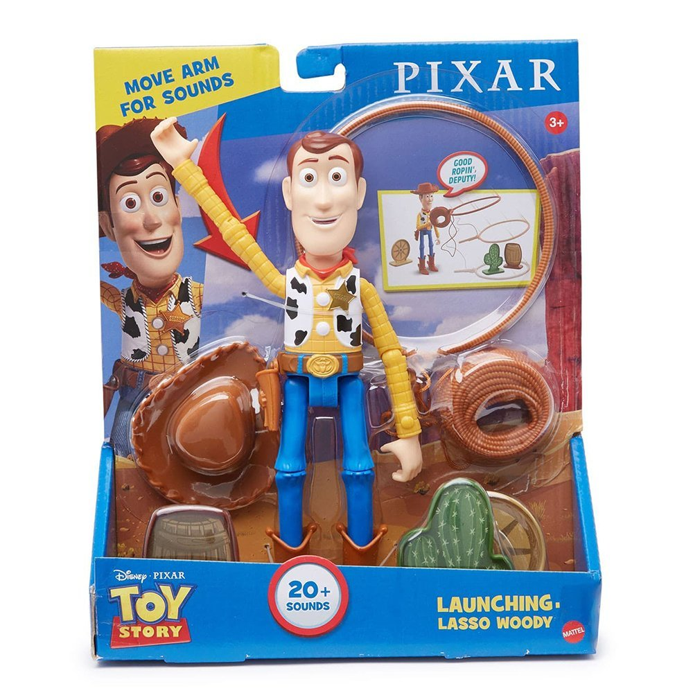 玩具總動員 玩具總動員發聲模型系列 胡迪