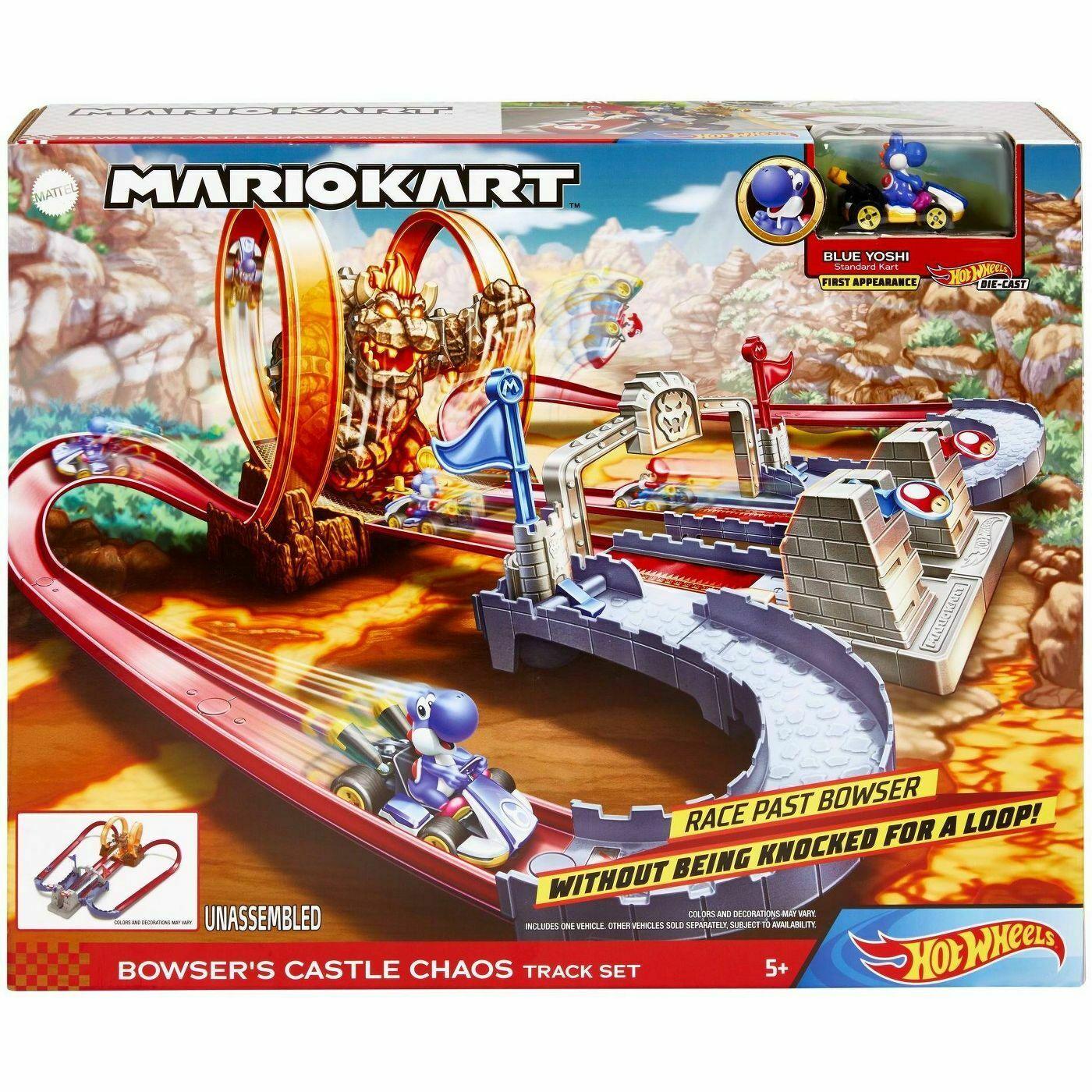風火輪Mario Kart 系列 庫巴城堡系列軌道組